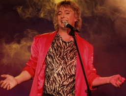 Rod Stewart Tribute Show Perth